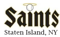 Staten Island Saints Red